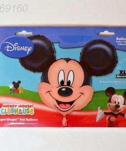 Balon Folie Forma Mickey Marime XL