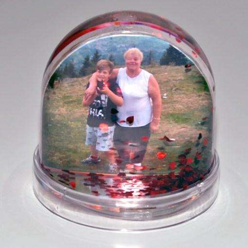 Glob Led Inimioare