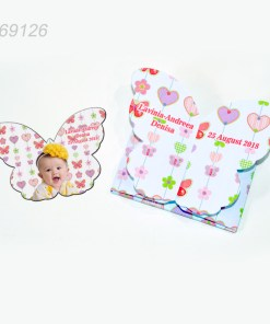 Magnet Forma Fluture In Cutie Forma Fluture