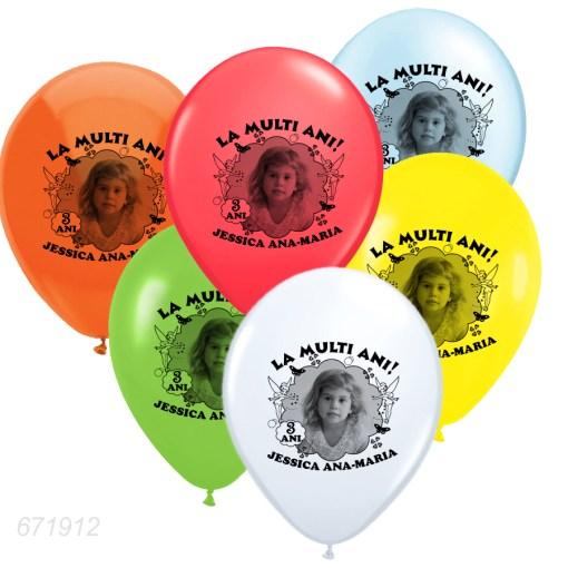 Baloane personalizate La Multi Ani
