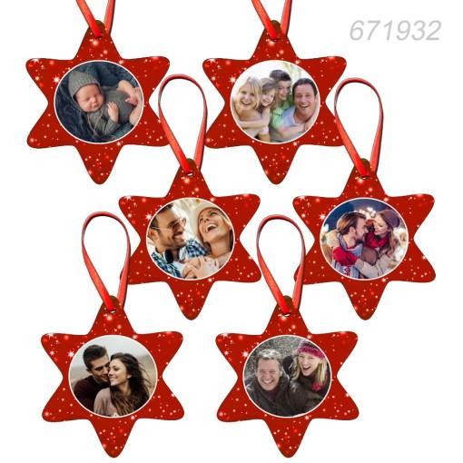 Ornamente brad personalizate