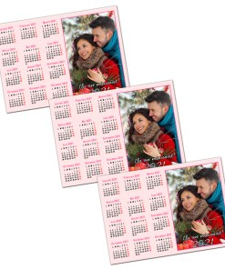 Calendar magnetic 2021 roz