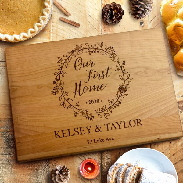 The Best Housewarming Gifts For New Homeowners Personalized By Kate