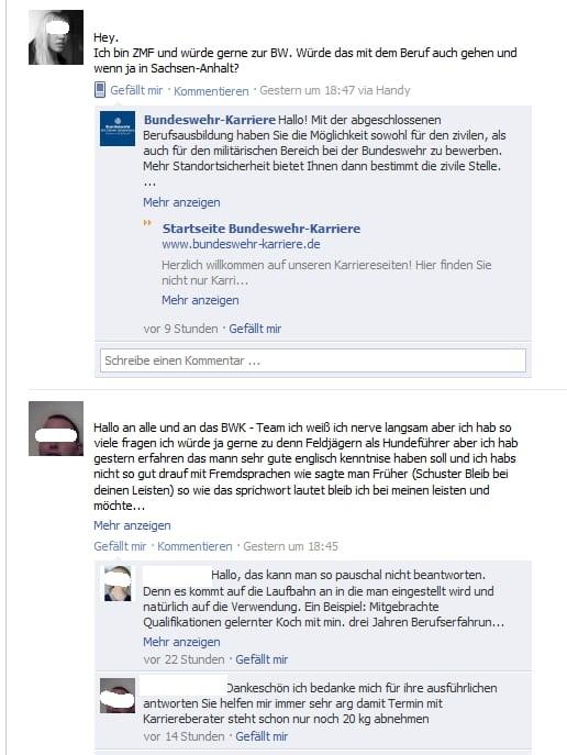 Senkrechtstarter Bundeswehr Erfolgreiches Personalmarketing Im