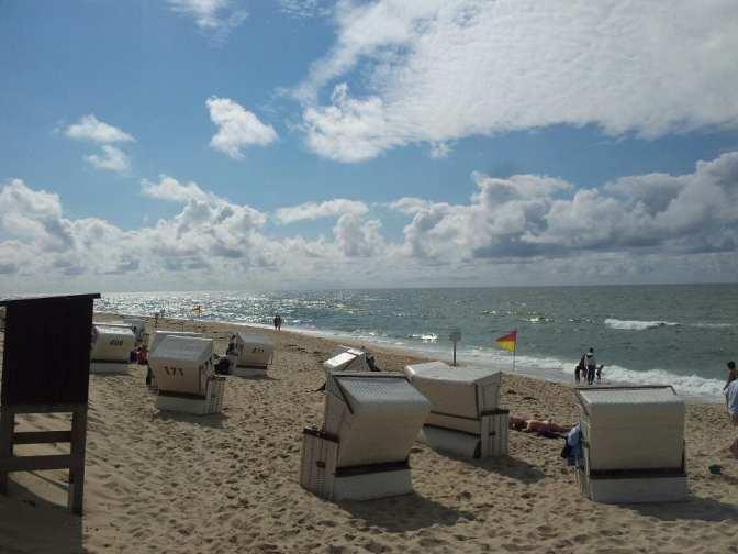 Der Strand der Sansibar