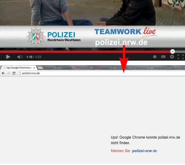 Polizei Nrw Vom Bewerberfang Mit Recruiting Rap Und Kinderlied Und
