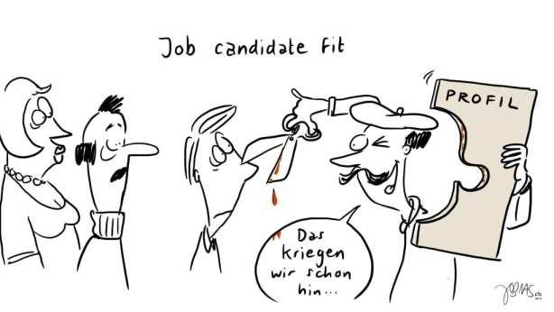 Job Candidate Fit erhöhen