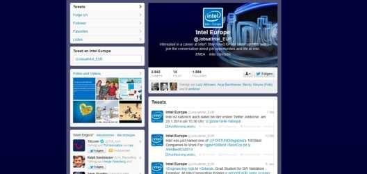 Intel Jobs - kein Dialog, kein Team
