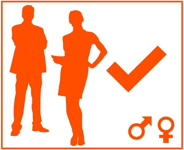 Eyetracking Studie Online-Stellenanzeigen - Frauen lesen anders als Männer - Quelle: Jobware