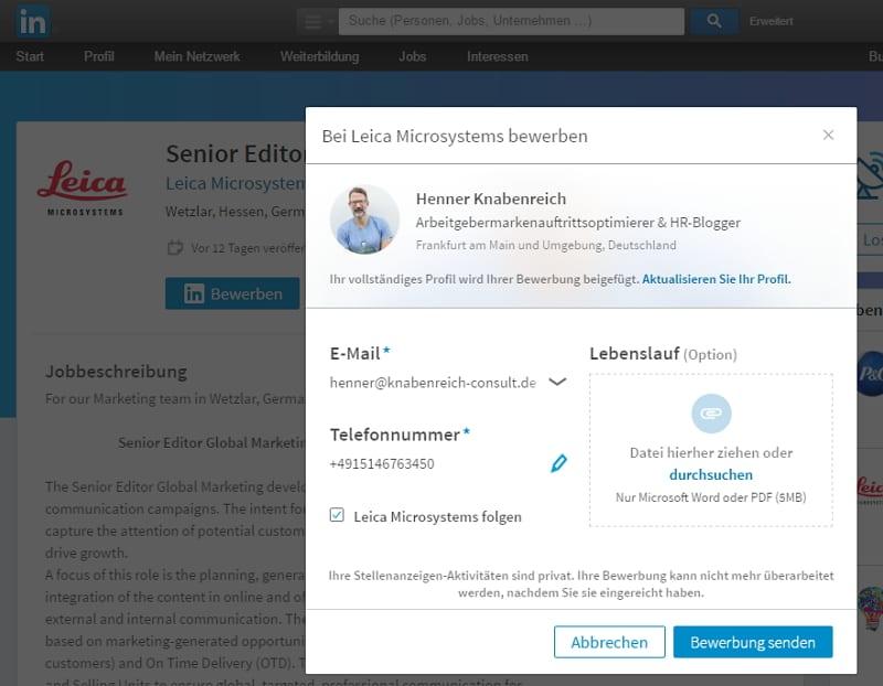 Jobs On Facebook Wird Facebook Zum Jobbörsen Killer
