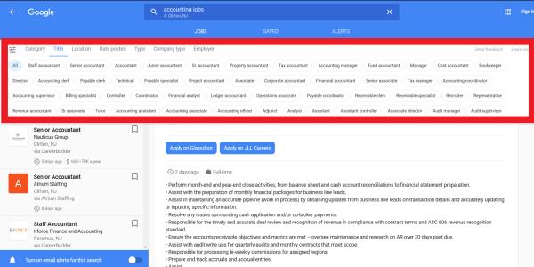 Google for Jobs erobert Deutschland: Was Sie jetzt wissen müssen