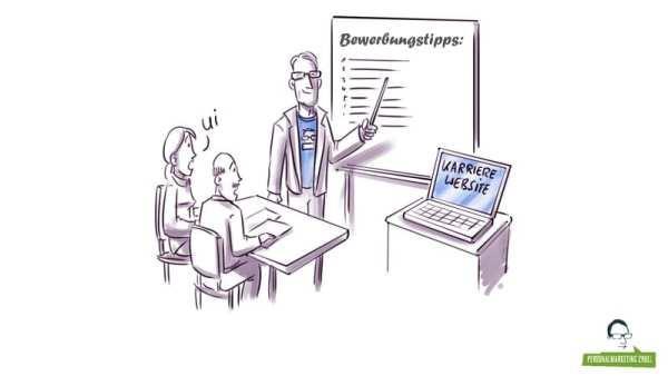 Bewerbungstipps für Arbeitgeber
