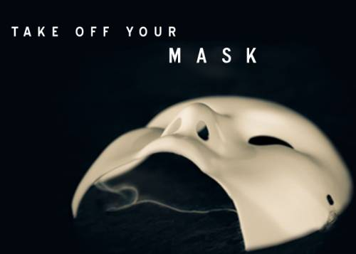 Take off the Mask