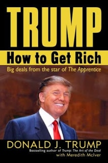 Bias in Get Rich Books
