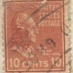 10 Cent Stamp