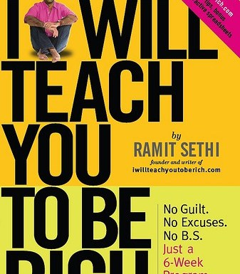 """Review of """"I Will Teach You To Be Rich"""""""
