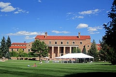 Colorado - Boulder: UC-Boulder - Norlin Library