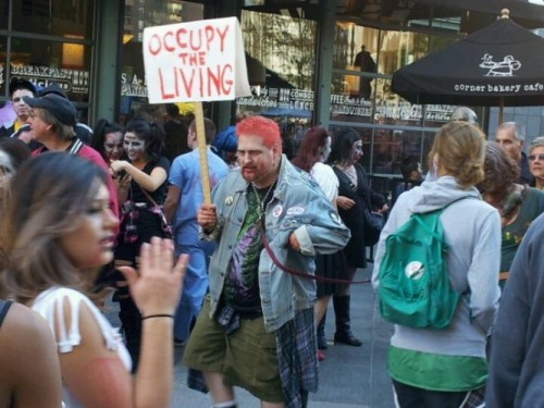 Occupying America