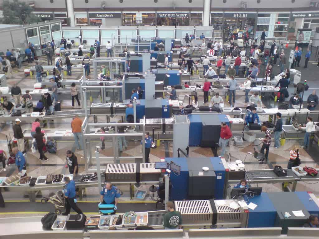 Denver DIA DEN Airport Security - PersonalProfitability.com