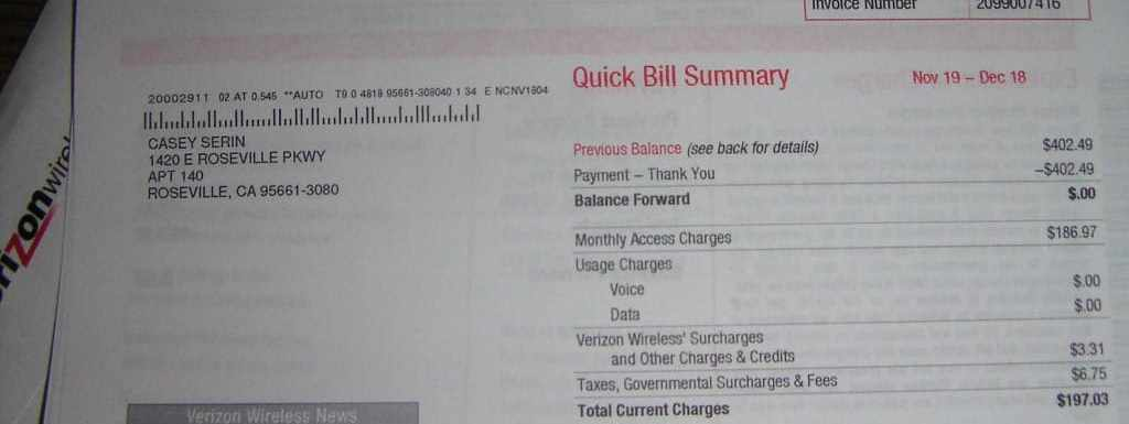 Never Miss a Bill Again