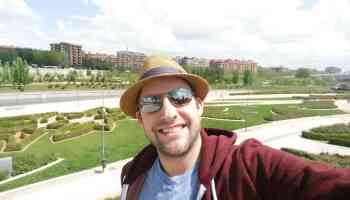Eric Rosenberg in Madrid