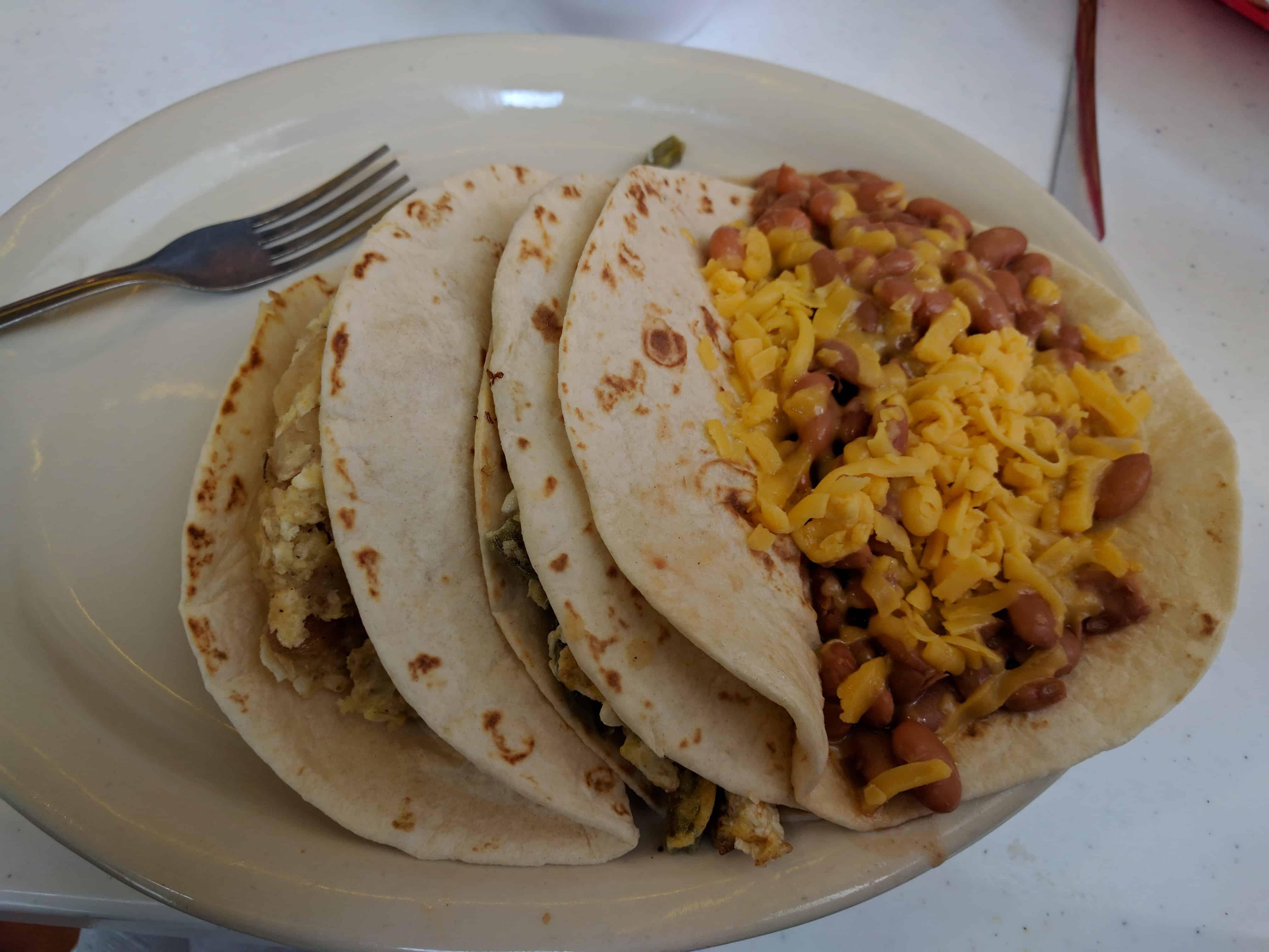 Juan in a Million Breakfast Tacos