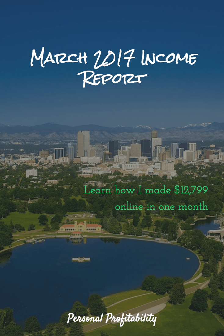 For more than six months in a row, I've brought in over $10,000 in monthly revenue! Learn the gritty details on how I do it, my new house, my new VA, and an upcoming trip to Alabama in this month's income report.