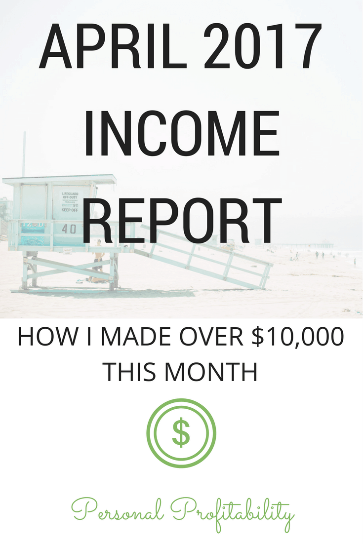 For the last seven months, I have earned over $10,000 in online revenue. Get the details in this month's income report, where I share how brought in $10,779 through freelancing, blogging, and selling online.