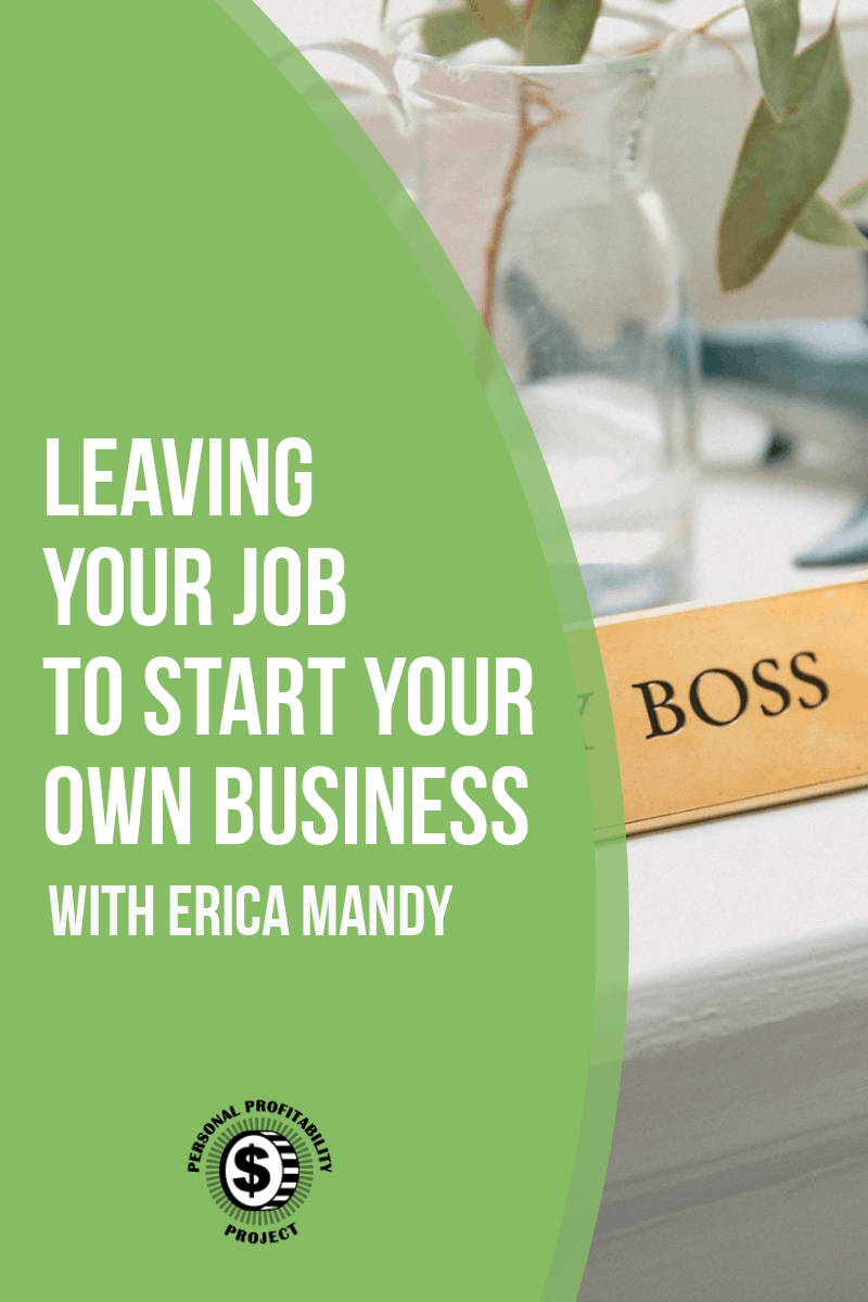 Erica Mandy spent years building her journalism career only to break out on her own recently. Here's her story on leaving her job to start a business. #entrepreneur #journalism #ladyboss #businessowner