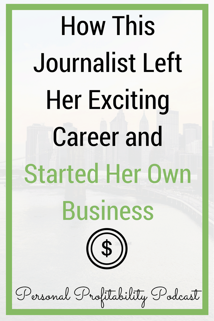 Erica Mandy spent years building her journalism career, only to break out on her own recently. Her story, why she did it, and what she's doing now -
