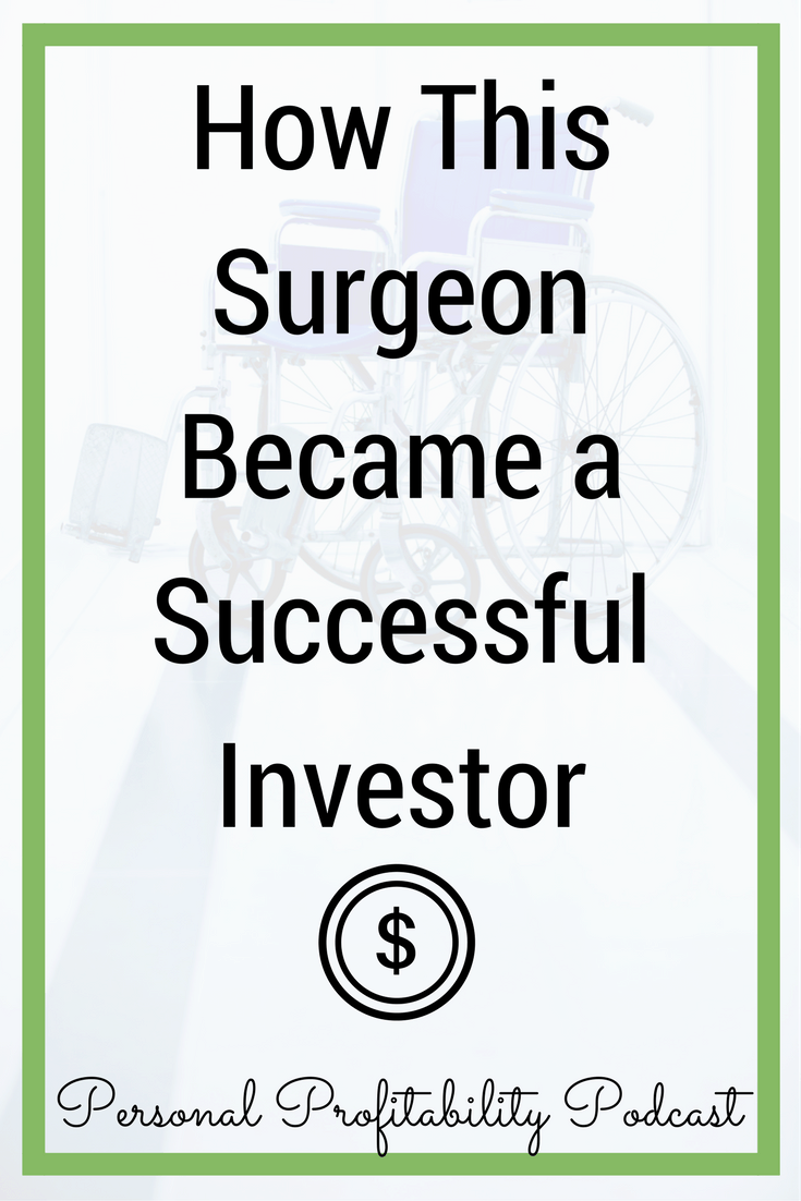 Buck Joffrey is a brain surgeon turned investor. This serial entrepreneur and author shares great lessons on managing money and the business of you.