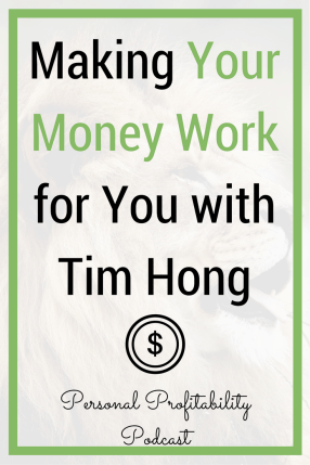 Tim Hong is Chief Marketing Officer at MoneyLion, an app designed to help you save more, get out of debt, and boost your investments. Join in today's chat!