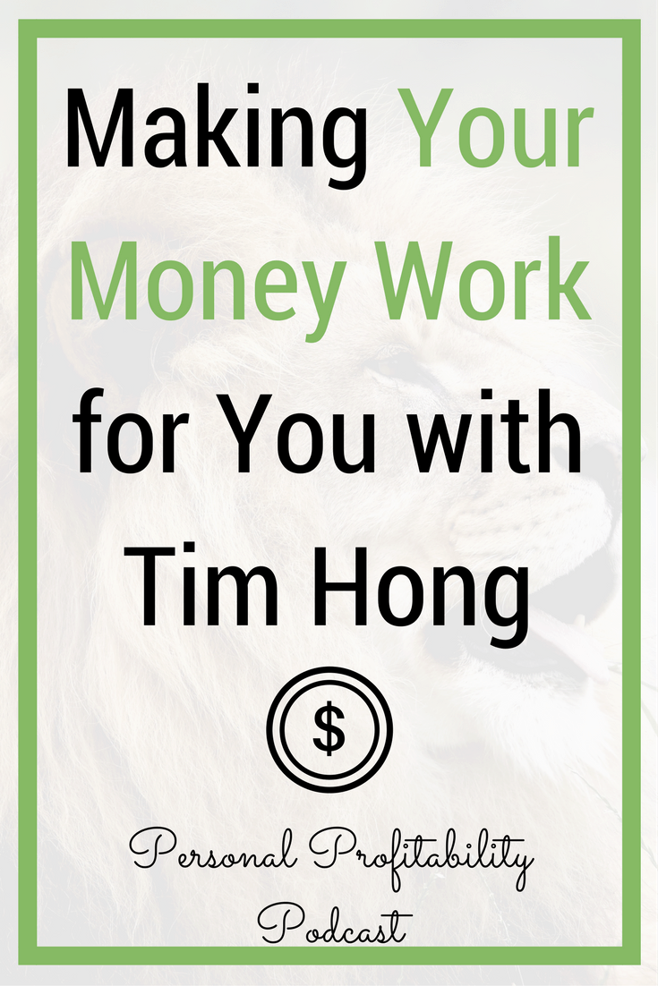 Tim Hong is Chief Marketing Officer at MoneyLion, an app designed to help you save more, get out of debt, and boost your investments. Join in today's chat! #savemoney #moneyapps #personalfinance #personalprofitability