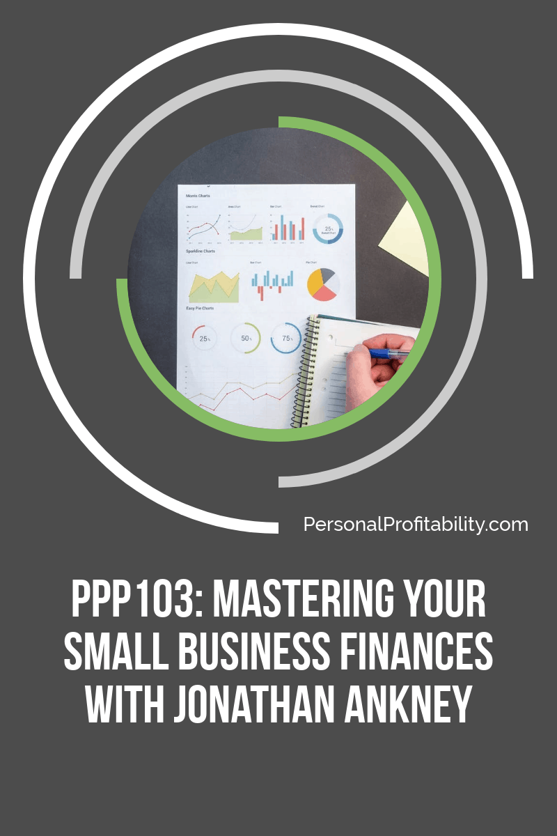 In this episode, I speak with Jonathan Ankney of Your Money and Your Business about small business accounting. There's no reason to fear small business accounting, and we'll cover a lot of important topics related to small businesses, bookkeeping, and more - #smallbusiness #smallbiz #remotejobs #wahm #wahd #finance #personalfinance