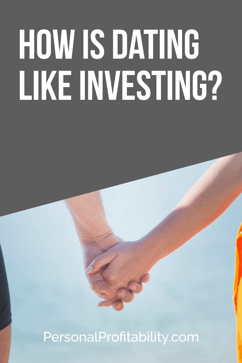 How is dating like investing? It turns out, they have a lot of similarities and, if you can date, your can invest! Don't believe me? In this episode, I catch up with Spencer Chambers about his new book, investing, and more! #dating #investing #investingadvice #personalfinance #personalprofitability