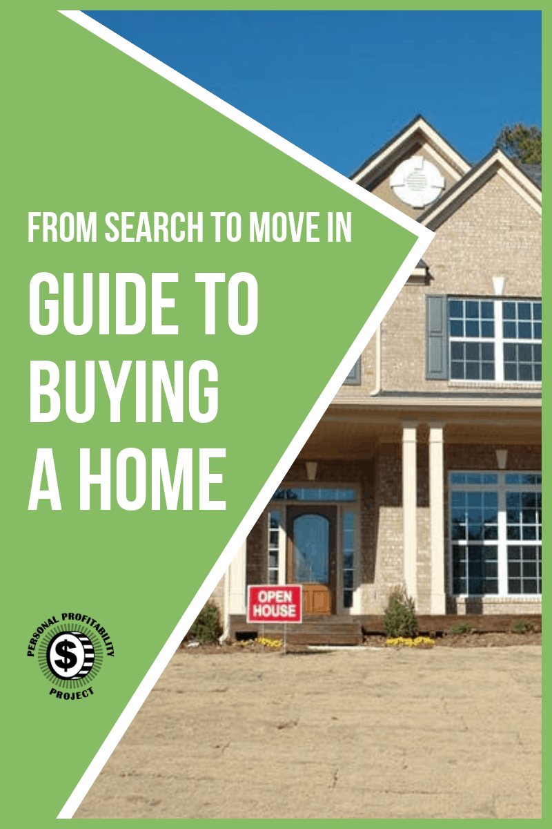 Buying your first home? This guide will give you tips on how to find a home, make an offer, go under contract, and close on your first real estate purchase! Don\'t miss this post if you are a first-time homeowner! #homeowner #realestate