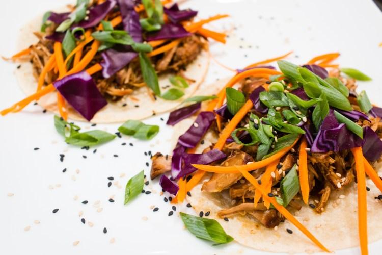 Asian Pork Loin Tacos by PR Meal Company