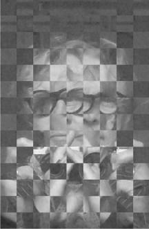 Alexx Meidam, Woven portrait - PULCHRI