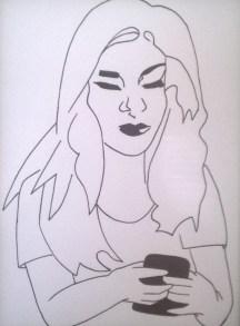 Amanda de Leo (Francesca Bernardi), A world of her own - TINA