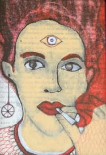 Ester Chilese, Smokey Hairs - TINA