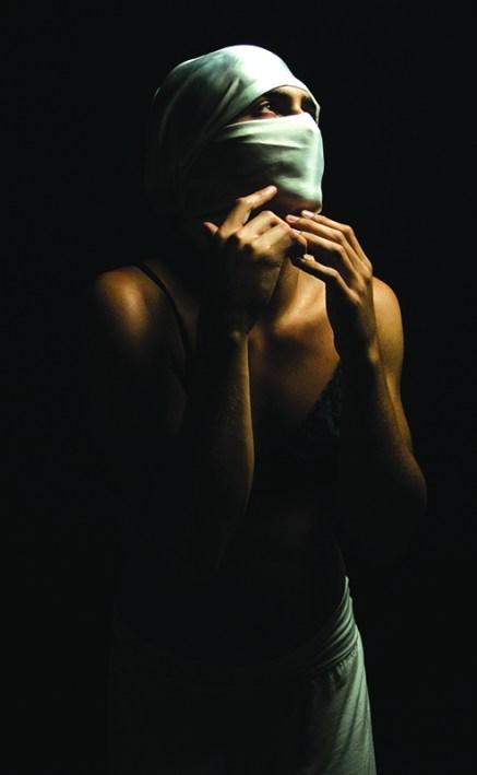 Giorgia Zampese, The Mask - TINA