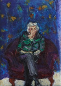 Julie Held, Portrait of an Artist - LG
