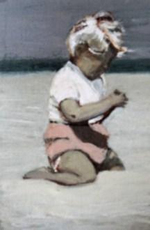 Marlies van Boekel, On the beach - PULCHRI