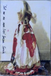 Suzan Swale, La Reine Margot - Self Portrait - LG