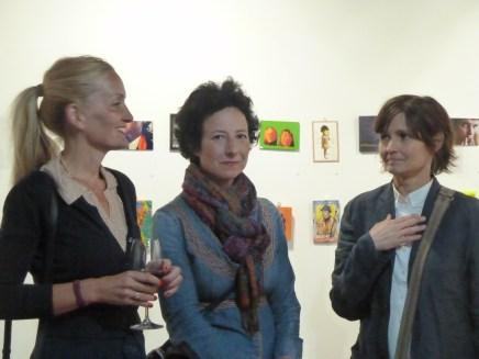 Tisna Cristina and Gudrun at Vicenza PV