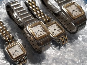 Cartier Watches from Japan