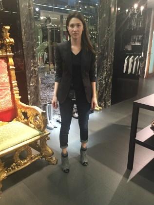 Услуги стилиста в Милане, шоппинг со стилистом, стилист в Милане