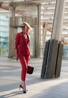 Яркий стиль для успешной бизнеса леди. Услуги стилиста.