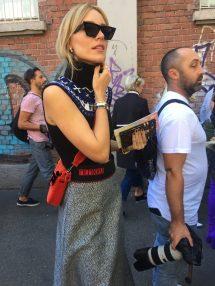 street style MFW2017