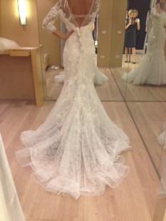 выбираем свадебное платье в Милане